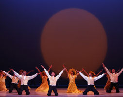 Lincoln Center at the Movies; Great American Dance